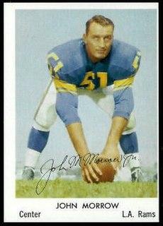 John Morrow (American football)