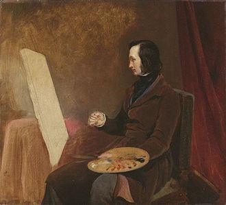 John Phillip - Self-portrait of John Phillip