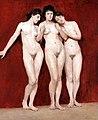John William Whiteley - The Three Graces.jpg