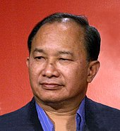 John Woo at Cannes in 2005