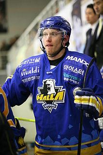 Jon Awe American ice hockey player
