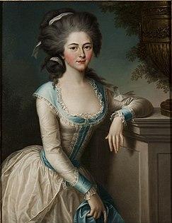 Princess Joséphine of Lorraine consort princess of Carignan