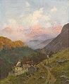 Josef von Schlögl Blick auf den Rosengarten.jpg