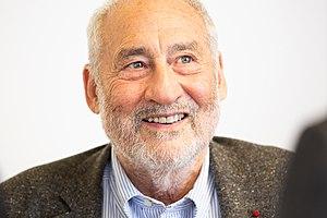 Joseph E. Stiglitz cover