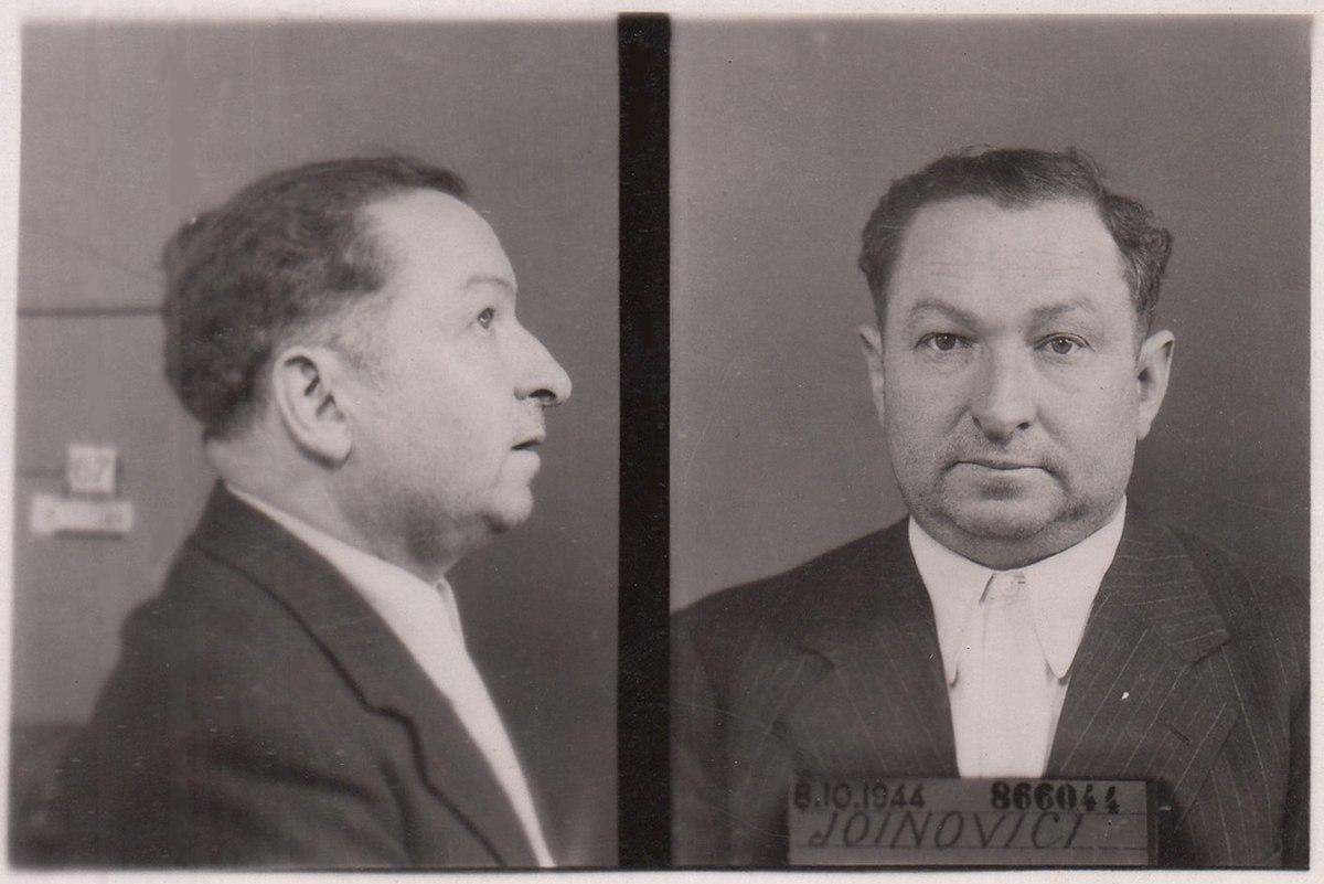 Joseph Joanovici — Wikipédia