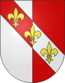 Jouxtens-Mezery-coat of arms.svg