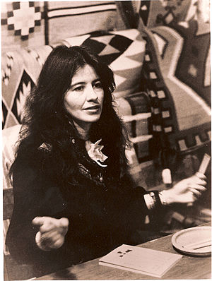 Joy Harjo - Harjo in 2012
