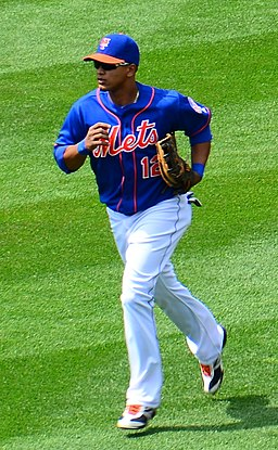 Juan  Lagares on April 28, 2013