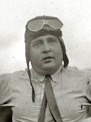 Juan de la Cierva - Image: Juan de la Cierva, aeródromo de Lasarte, 1930