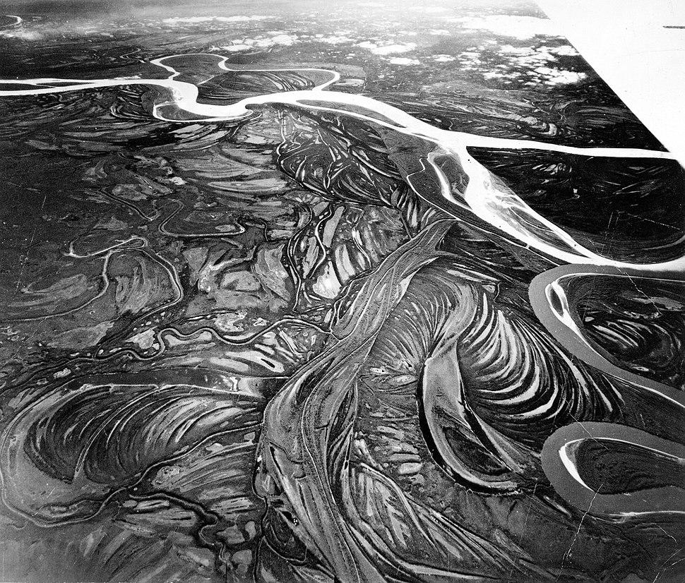 Junction of the Yukon and Koyukuk Rivers, Alaska