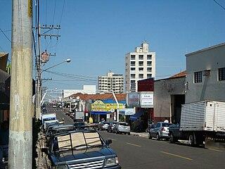 Junqueirópolis Municipality in Southeast, Brazil
