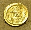 Justinian 1 Gold coin (10335999823).jpg