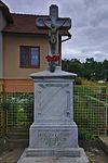 Kříž v obci, Osiky, okres Brno-venkov.jpg
