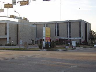 KIPP (organization) - KIPP Gulfton in Greater Sharpstown, Houston, Texas, serving Gulfton