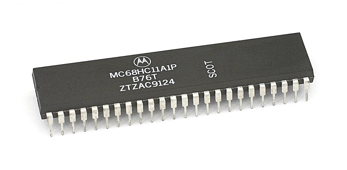 Motorola 68HC11 - WikipediaWikipedia