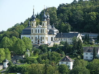 religious building in Würzburg, Bavaria, Germany