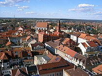 Kamenz city centre aerial view north.jpg