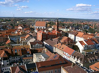 Kamenz - Old town