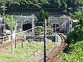 Kammon railway tunnel Shimonoseki portal.jpg