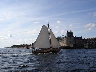 Walcheren Former Island in Zeeland, Netherlands