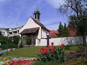 Daisendorf - Saint Martin Chapel in Daisendorf.