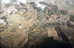 Karachi - Landhi Town - Ilyas Goth and Lalaabad with salt works IMG 8047.jpg