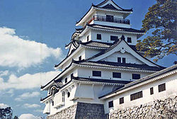 Karatsu Castle.