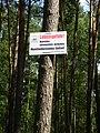Kargow Kaeflingsberg Warnschild 2007-08-04 066.jpg