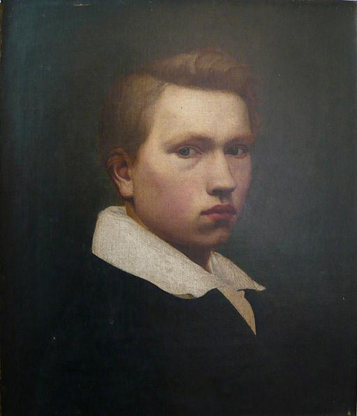 Karl Ferdinand Sohn Autoportret w wieku 16 lat - Anno 1821
