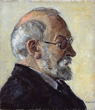 Karl Madsen - Karl Madsen by Viggo Madsen (1900)
