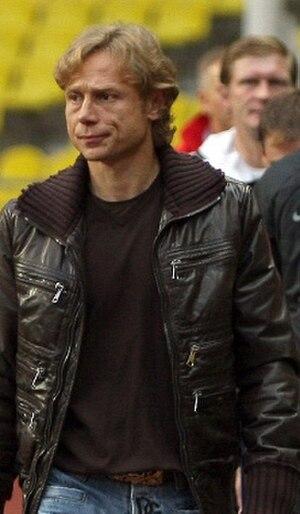 Valeri Karpin - Karpin in 2009.