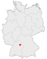 Karte Schwäbisch Hall in Deutschland.png