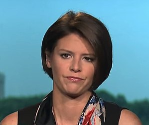 Kasie Hunt - Kasie Hunt on Morning Joe, July 14, 2017