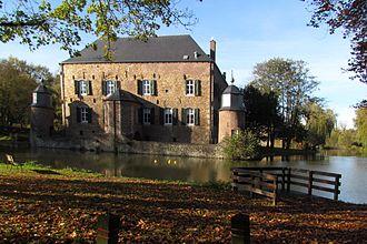 Kerkrade - Erenstein castle
