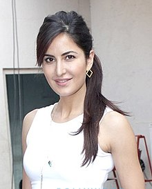 A photograph of Katrina Kaif taken in Jan 2016