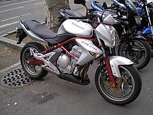 Kawasaki H Headlight