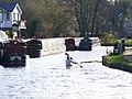 Kayak on the Wey - geograph.org.uk - 1055406.jpg