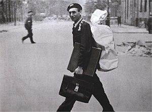 Bureau of Information and Propaganda - Wacław Kaźmierczak in Warsaw Uprising