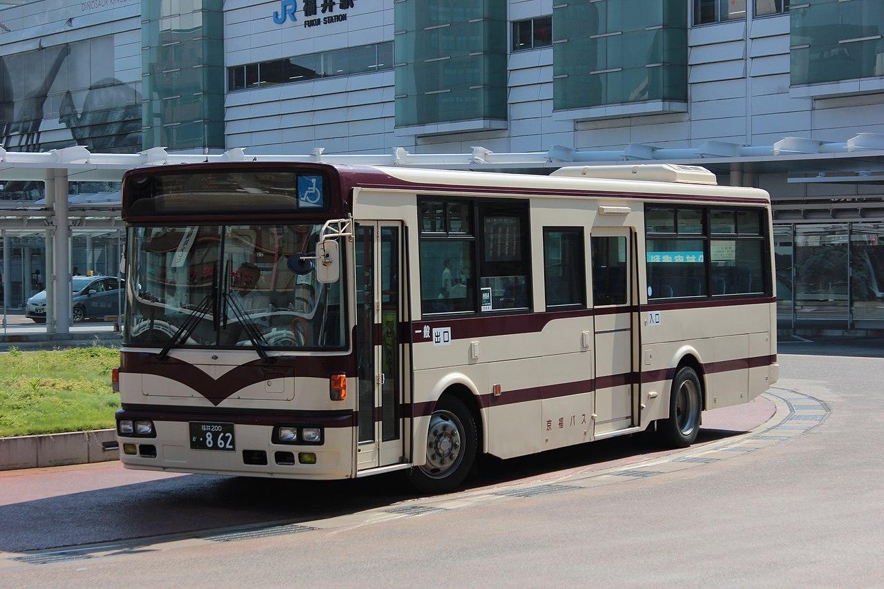 バスナビ 京 福