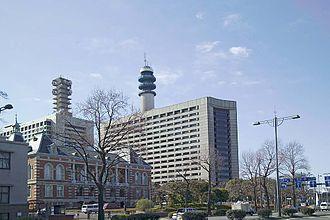 Kasumigaseki - Metropolitan Police HQ