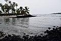 Keone'ele Cove, Royal Grounds, Pu'uhonua o Honaunau National Historic Park (33654773796).jpg