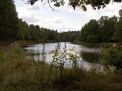 исток реки керженец: