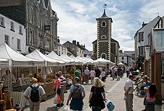 Keswick Saturday Market, Cumbria - June 2009.jpg