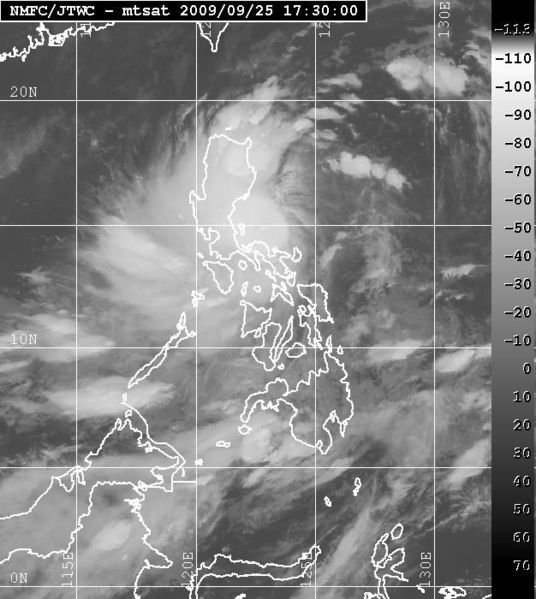 Typhoon Ketsana Ondoy