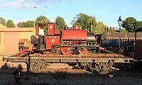 Kidderminster Town - Corris Railway 3 Sir Haydn on Flat ED B906811.jpg