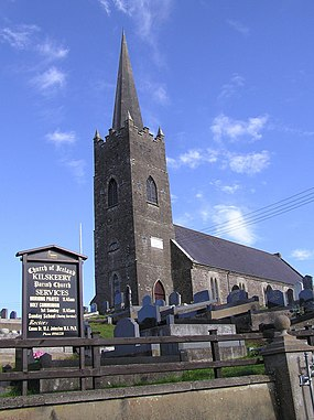 Kilskeery Parish Church of Ireland - geograph.org.uk - 345353.jpg