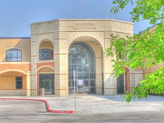 Kingwood High School School in Kingwood, Texas, United States