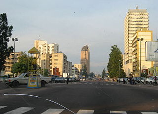 Kinshasa Capital of the Democratic Republic of the Congo