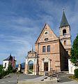 Kirche Dürrnberg mit Portal.jpg