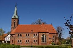 Kirche Rehden